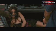 Ana De La Reguera in in Trunk – Cop Out