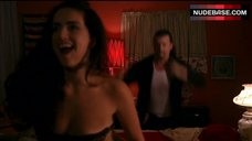 10. Ana De La Reguera Round Ass in Thong – Eastbound & Down
