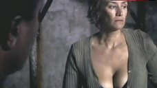 Janet Mcteer Hot Scene – The King Is Alive