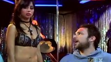 Natasha Leggero Hot Stripteaser – It'S Always Sunny In Philadelphia