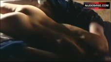 Samantha Morton Lying Nude in Bed – Under The Skin