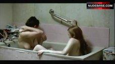 Samantha Morton Naked in Bathtub – Morvern Callar