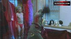 1. Leelee Sobieski in Sexy Bra and Panties – Eyes Wide Shut