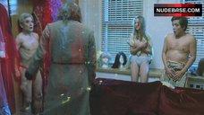 2. Leelee Sobieski in Sexy Bra and Panties – Eyes Wide Shut