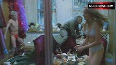 3. Leelee Sobieski in Sexy Bra and Panties – Eyes Wide Shut