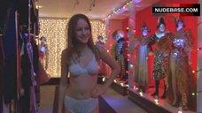 Leelee Sobieski in Sexy Bra and Panties – Eyes Wide Shut