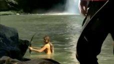 10. Leelee Sobieski in Waterfall – Hercules