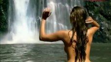 Leelee Sobieski in Waterfall – Hercules
