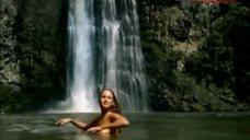 6. Leelee Sobieski in Waterfall – Hercules