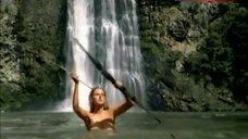 9. Leelee Sobieski in Waterfall – Hercules