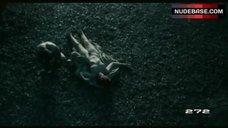 Toni Collette Lying Naked  – The Dead Girl