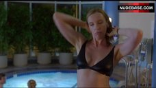 Toni Collette in Wet Bikini – United States Of Tara