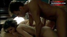 Caroline Ducey Real Sex Scene – Romance