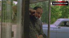 1. Oksana Lada Cleavage – The Sopranos