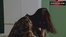 10. Oksana Lada Cleavage – The Sopranos