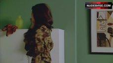 4. Oksana Lada Cleavage – The Sopranos