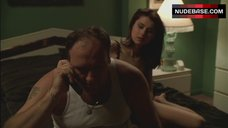 7. Oksana Lada Hot Scene – The Sopranos