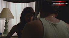 4. Oksana Lada in Black Bra – The Sopranos