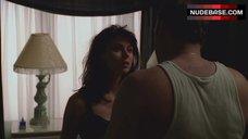 6. Oksana Lada in Black Bra – The Sopranos