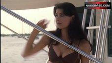 7. Oksana Lada Bikini Scene – The Sopranos