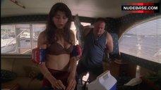 9. Oksana Lada Bikini Scene – The Sopranos