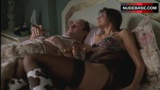 5. Oksana Lada in Sexy Lingerie – The Sopranos