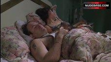 6. Oksana Lada in Sexy Lingerie – The Sopranos