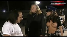 Tabitha Stevens Topless – The L.A. Riot Spectacular