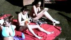 Virginia Dalbeck Bikini Scene – Hell'S Kitchen