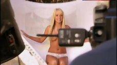 2. Sara Jean Underwood Naked Photo Shoot – The Girls Next Door