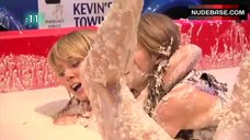 Sara Jean Underwood Mud Wrestling – Attack Of The Show!