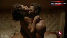 Yaya Dacosta Sex Scene – Whitney