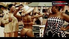 9. Joyful Drake in Bikini – Phat Girlz