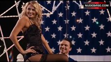Stacy Keibler in Sexy Lingerie on Stage – The Comebacks