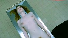 Julienne Davis Full Naked in Morgue – Eyes Wide Shut