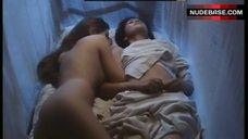 Lisa Faulkner Naked Scene in Bed – The Lover