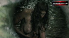 Pollyanna Mcintosh Topless – The Woman