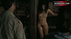 Pollyanna Mcintosh Full Naked – The Woman