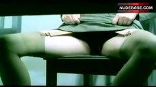 Anna Gyorgyi Shows Panties – Colossal Sensation!