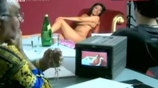 Laila Rouass Hot Scene – Footballers' Wives