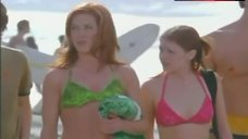 Melissa Joan Hart in Bikini Top – Sabrina, The Teenage Witch