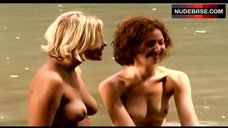 Kara Maria Amedon Shows Tits and Butt – The Feeding