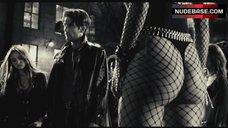 Rosario Dawson Thong Scene – Sin City