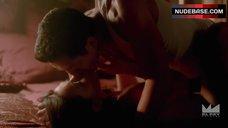7. Natalie Martinez Pierced Nipples – Matador