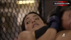 7. Natalie Martinez in Sports Bra – Kingdom