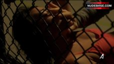 6. Natalie Martinez Cunnilingus Scene – Kingdom