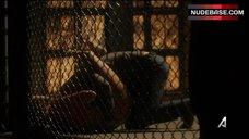 7. Natalie Martinez Cunnilingus Scene – Kingdom