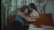1. Celeste Yarnall Boobs Scene – The Velvet Vampire