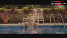 Pregnant Jessica St. Clair in Bikini – She'S Out Of My League