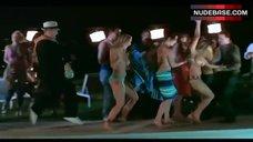 6. Dita De Leon Shows Nude Boobs– Bottoms Up